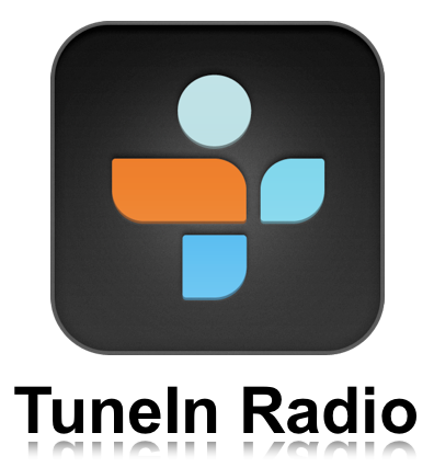 Catch us on Tunein Radio
